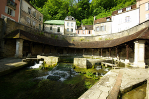 The Fosse Dionne in Tonnerre © Multim�dia & Tourisme