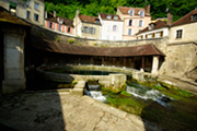 The Fosse Dionne in Tonnerre<br />© Multimédia & Tourisme