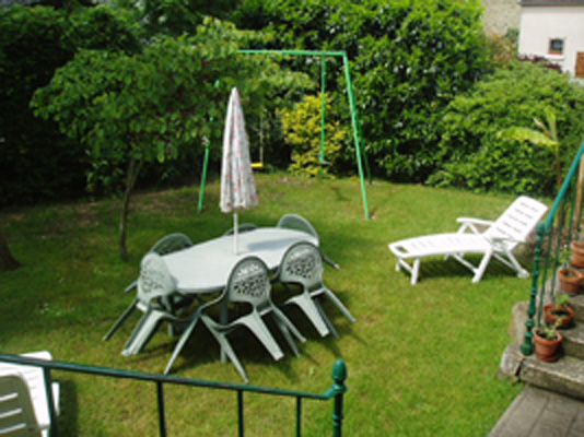 Garden furniture © Mr et Mme LÉCOLLE